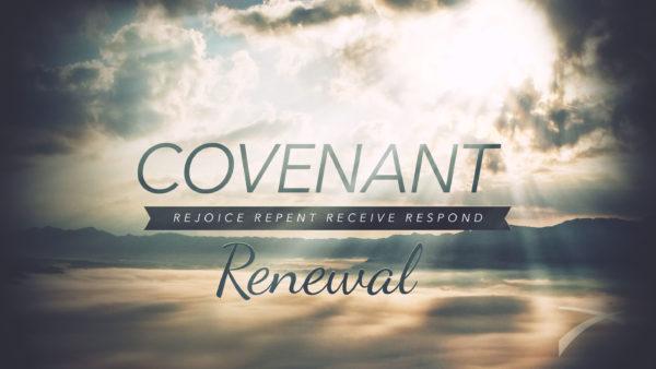 Wesley's Covenant Renewal