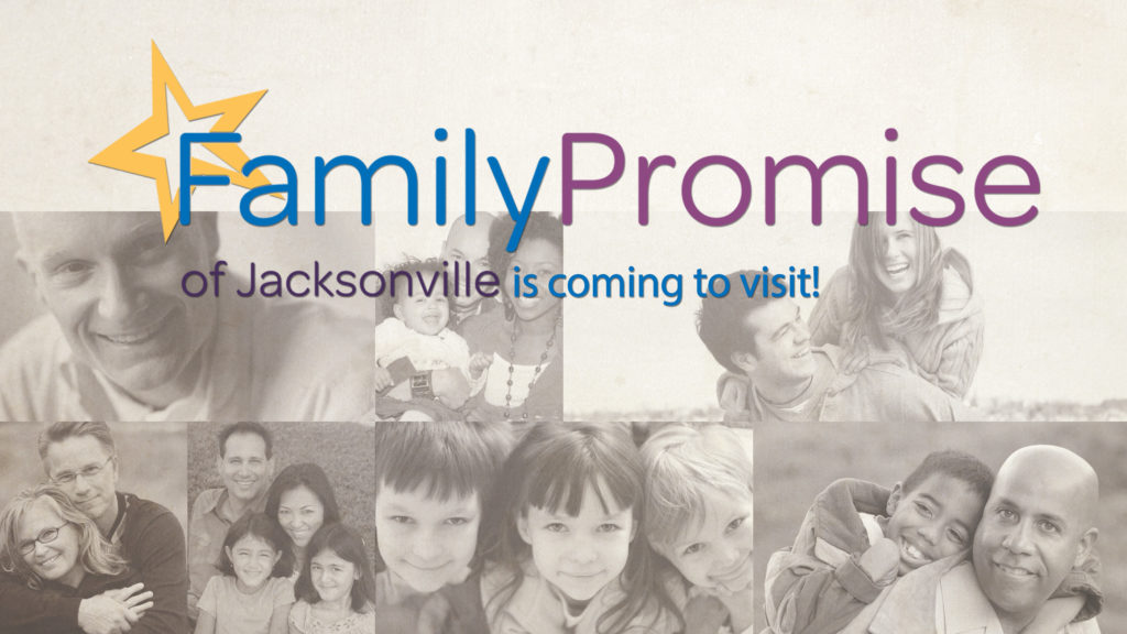 Serve With Family Promise of Jacksonville