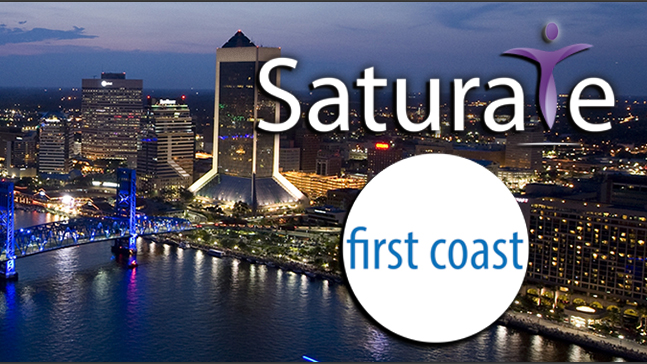 Saturate First Coast