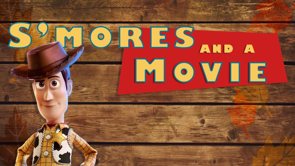 S'mores & A Movie