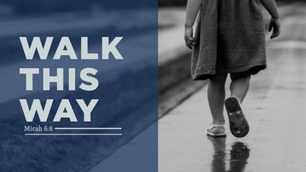 Walk Humbly Image